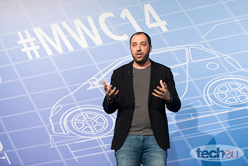 WhatsApp founder Jan Koum at Mobile World Congress
